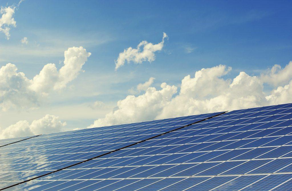 solar energy - bulb